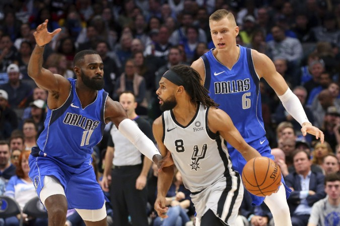 Spurs vs. Mavericks - 12.26.2019 - NBA Stream Links