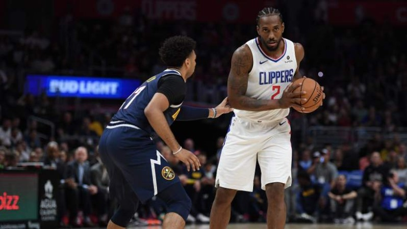 Clippers vs. Nuggets - 1.12.2020 - NBA Stream Links